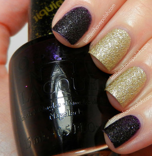 OPI Liquid Sand Bond Girls Collection