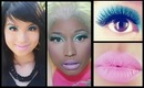 Nicki Minaj ♡ Beez In The Trap Inspired Makeup
