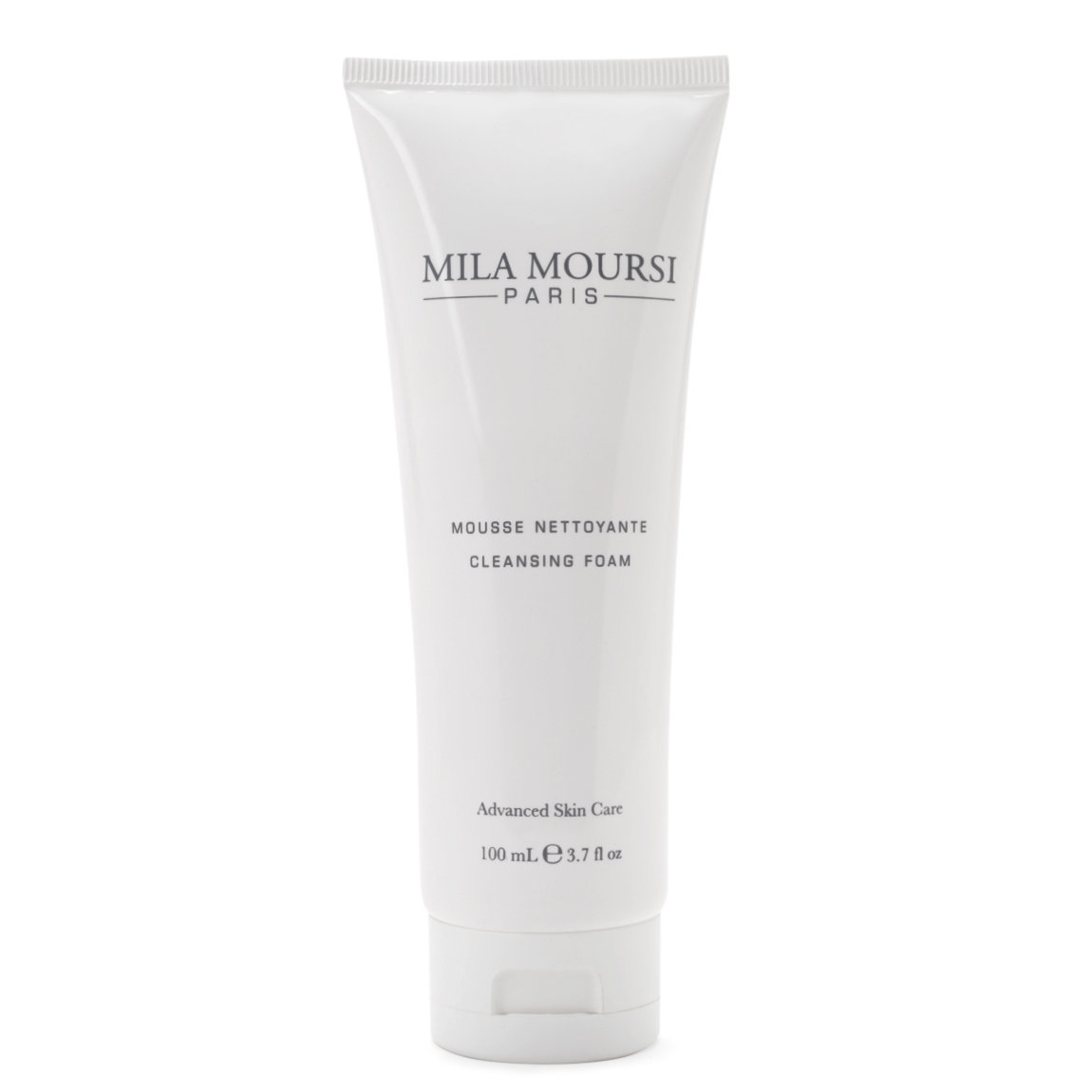 Mila Moursi Cleansing Foam 100 ml product swatch.