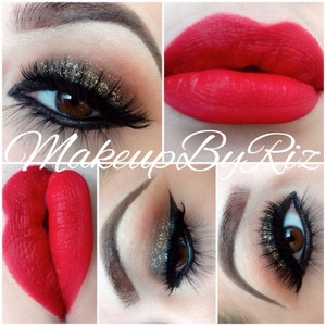 Instagram @MakeupByRiz