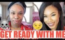 GET READY WITH ME: CHIT CHAT! | Just Waking Up to Instant Subtle Glam!