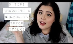 5 TIPS ON BECOMING A COMMUNITY TUTOR ON ITALKI | Tia Simone