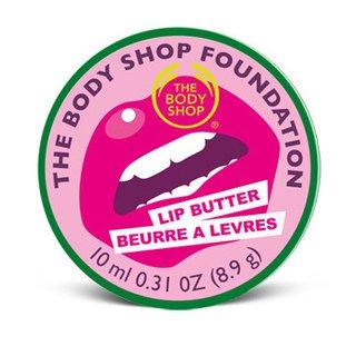 The Body Shop Dragon Fruit Lip Butter