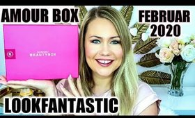 UNBOXING LOOKFANTASTIC BEAUTY BOX FEBRUAR 2020