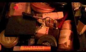 Makeup Storage Idea!