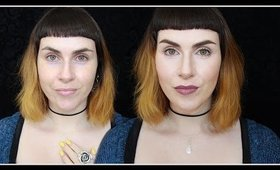 Chatty Foundation Routine with Highlight & Contour etc for Fair, Combination Skin | LetzMakeup