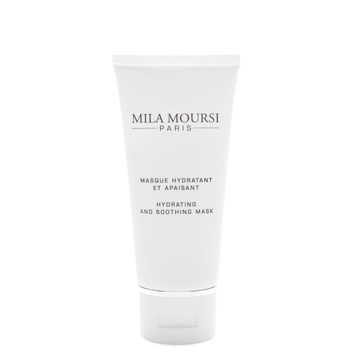 Mila Moursi Hydrating & Soothing Mask product smear.
