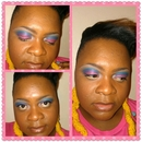 Cotton Candy Look