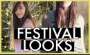 COLLAB | FESTIVAL LOOKS