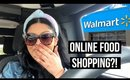 I tried Online Grocery Shopping on a Budget : FOOD HAUL | SCCASTANEDA