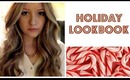 HOLIDAY LOOKBOOK 2013 + GIVEAWAY!