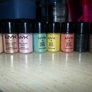 Nyx Pigments!