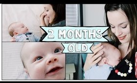 1 & 2 MONTH BABY UPDATE (Tongue-Tie & Co-sleeping) | Brylan and Lisa