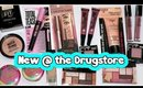 NEW MAKEUP AT THE DRUGSTORE HAUL:  MAYBELLINE, COVERGIRL, LOREAL, PHYSICIANS FORMULA, HARD CANDY