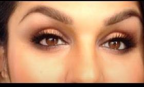 Soma Silk...Smokey eye