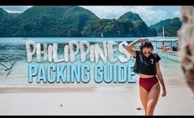 PHILIPPINES Packing List + Travel Essentials 2020