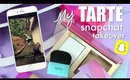 TARTE COSMETICS SNAPCHAT TAKEOVER |JessicaFitBeauty