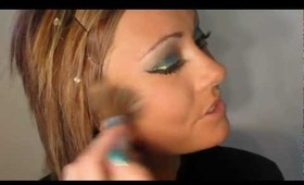 WNW Holiday Party Look: Sparkle Til Morning Makeup Tutorial