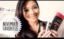 November Favorites 2013 & Vlogmas?  | missilenejoy