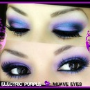 Come Get Me- Electric Purple Eyes