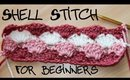 How To Crochet for Beginners #11: Shell Stitch