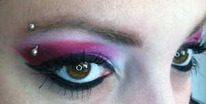 My look for Valentines day
