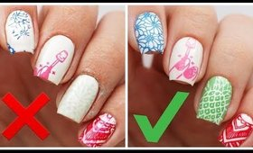 5 Things You're Doing WRONG When Stamping Your Nails!