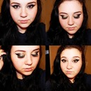 Avant Garde Makeup Look