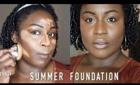 Summer foundation routine GREASEBALL edition