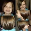 My daughters first real haircut