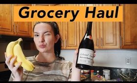 Healthy (ish) Grocery Haul + Weight Loss Must Haves (Trader Joe's and Ralphs) | Olivia Frescura