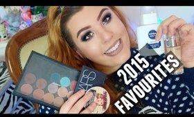 2015 Makeup Favourites