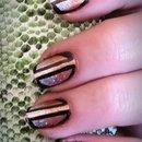 King's nail art.