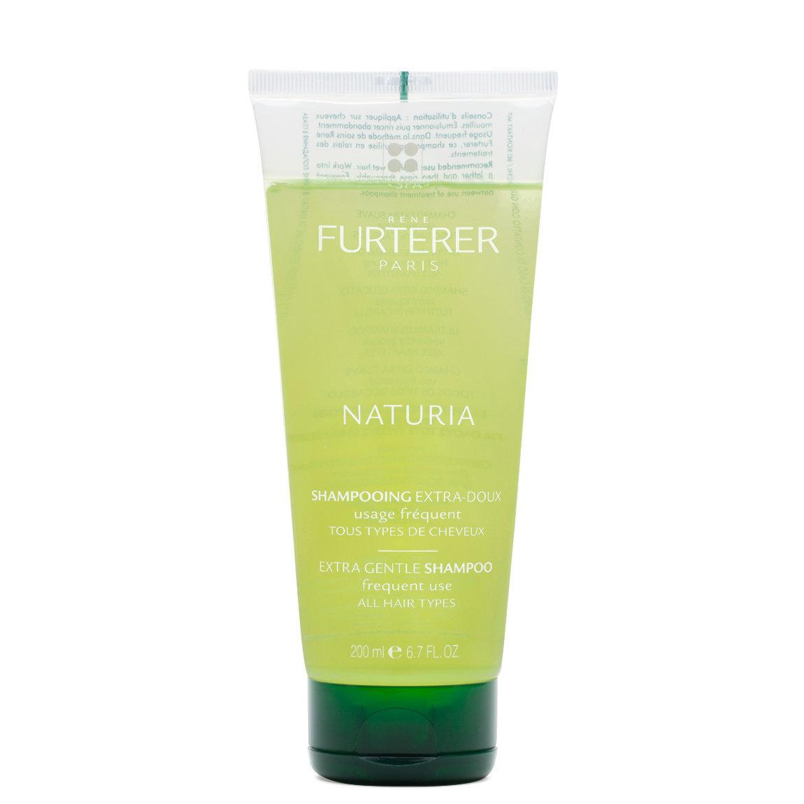 Rene Furterer Naturia Extra-Gentle Shampoo product swatch.