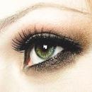Copper Smoky Eye