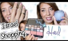 Israel Shopping Haul } Clothes, Makeup, Jewelry | ZG Beauty