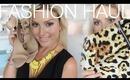 Collective Fashion Haul ♡ Dissh, Zara, Romwe, PLNDR!