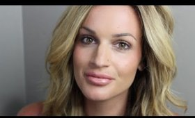 My Everyday Summer Makeup Routine 2015