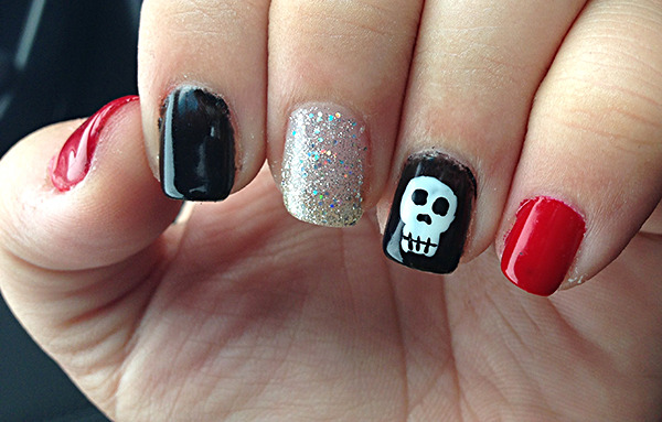 Halloween Nail Art | Beautylish