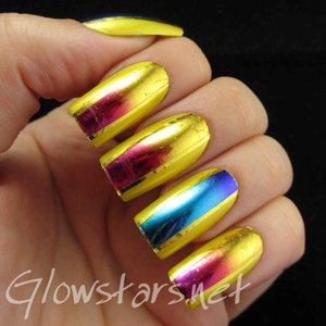 Read the blog post at http://glowstars.net/lacquer-obsession/2014/07/for-my-soul-to-reach-you-must-i-always-bleed/