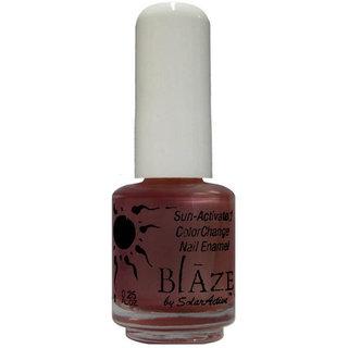 Blaze SolarActive Color Changing Nail Polish