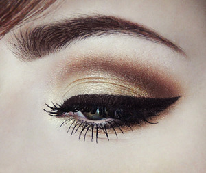 Hey, I'm back :) Hope you like this eye makeup!