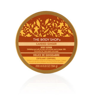 The Body Shop Candied Ginger Body Scrub