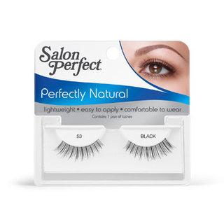 Salon Perfect 53 Black Strip Lashes