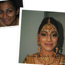 Indian Bridal Make Over
