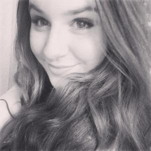 Curled my hair ehhh