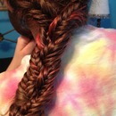 Triple Fishtail