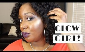 SHINE BRIGHT | UNDER $10 HIGHLIGHTERS FOR DARK SKIN!!