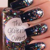 Lynnderella The Glittering Crows Gradient