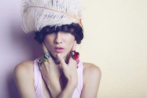 Ph: La Fandi (Ana Maria Fandiño) MUA and Hair: Me